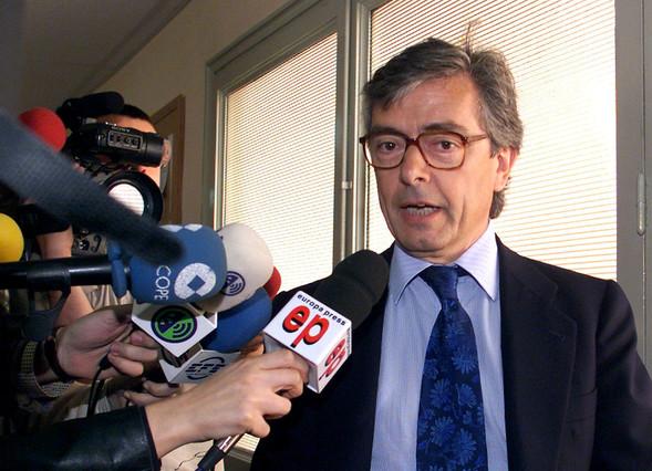 JORGE TRIAS SAGNIER DECLARA POR SUPUESTO PLAGIO DE CELA